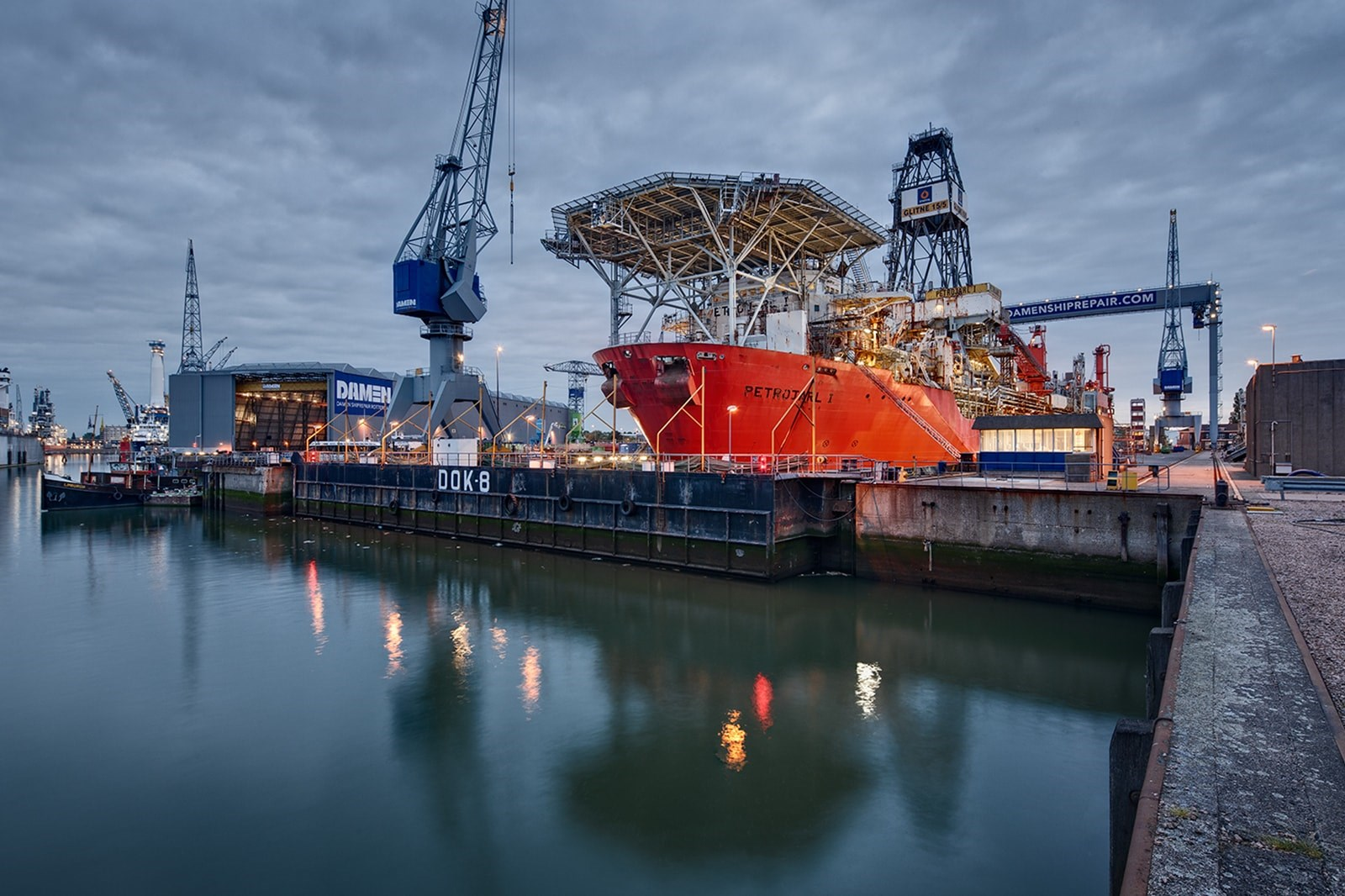 Damen Shipyards
